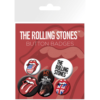 placky The Rolling Stones - Lips - BP0429