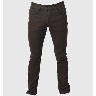 kalhoty pánské GLOBE - Goodstock skinny - Black