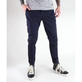 kalhoty pánské GLOBE - Goodstock Drop Crotch Chino - Ink