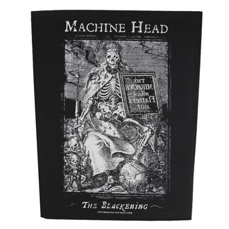 nášivka velká Machine Head - The Blackening - RAZAMATAZ, RAZAMATAZ, Machine Head