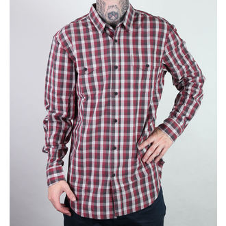 košile pánská GLOBE - Attfield - Vintage Black