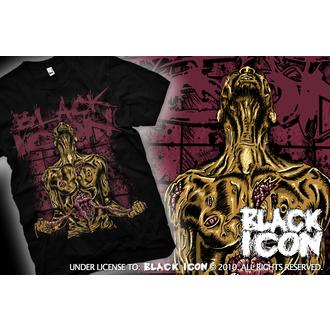 tričko pánské BLACK ICON - Suicide - Black, BLACK ICON