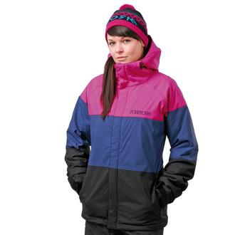 bunda dámská zimní -snb- FUNSTORM - Covile - 25 PINK