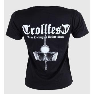 tričko dámské Trollfest - True Norwegian Balkan Metal - TPE MERCHANDISE, TPE MERCHANDISE, Trollfest