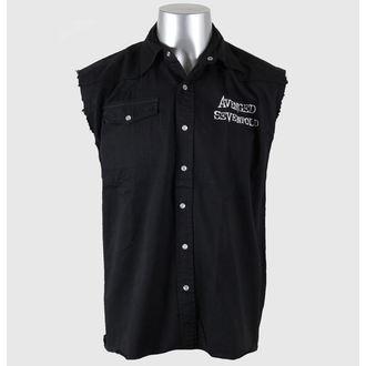 košile pánská bez rukávů (vesta) Avenged Sevenfold - Death Bat - RAZAMATAZ, RAZAMATAZ, Avenged Sevenfold