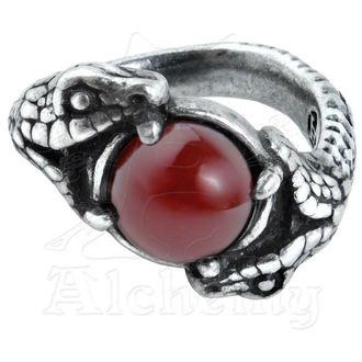 prsten ALCHEMY GOTHIC - Viperstone - R193