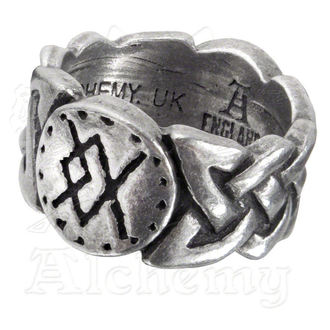 prsten ALCHEMY GOTHIC - Viking Virility - R195