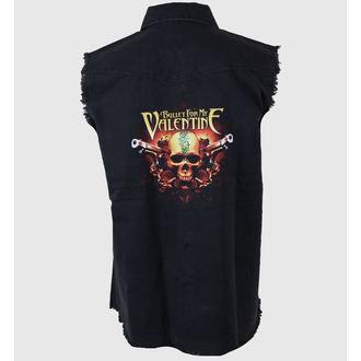 košile pánská bez rukávů (vesta) Bullet For My Valentine - Two Pistols - RAZAMATAZ, RAZAMATAZ, Bullet For my Valentine