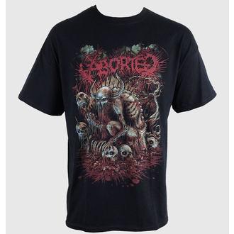 tričko pánské Aborted - God Machine - INDIEMERCH, INDIEMERCH, Aborted