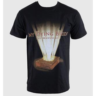 tričko pánské My Dying Bride - Manuscript - RAZAMATAZ, RAZAMATAZ, My Dying Bride