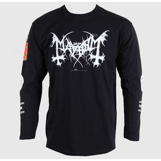 tričko pánské s dlouhým rukávem Mayhem - Legion Norge - RAZAMATAZ