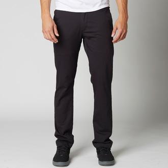 kalhoty pánské FOX - Selecter Chino - Black - 06491-001