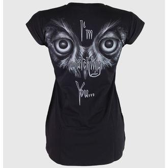 tričko dámské (tunika) ALISTAR - Owl, ALISTAR