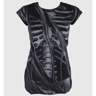 tričko dámské (tunika) ALISTAR - Skeleton - 007
