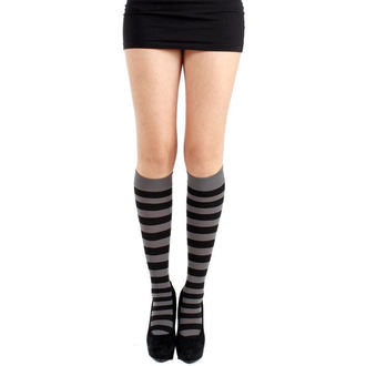 podkolenka PAMELA MANN - Twickers Knee High - Dark Grey - PM061
