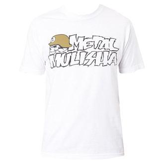 tričko pánské METAL MULISHA - IKON 2 - WHT, METAL MULISHA