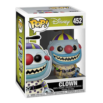 figurka Nightmare before Christmas - POP! - Clown, POP
