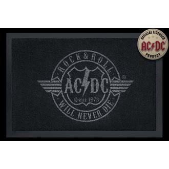 rohožka AC/DC - R´n´R Never Die - ROCKBITES, Rockbites, AC-DC