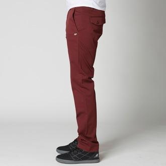 kalhoty pánské FOX - Selecter Chino
