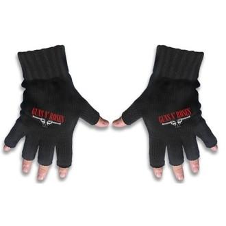 rukavice bezprsté Guns N' Roses - Logo&Pistols - RAZAMATAZ - FG036