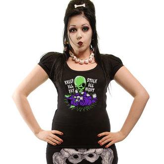 tričko dámské KREEPSVILLE SIX SIX SIX - Kreep n Stalk Puff, KREEPSVILLE SIX SIX SIX