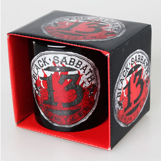 hrnek Black Sabbath - 13 Flame Circle - ROCK OFF, ROCK OFF, Black Sabbath