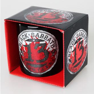 hrnek Black Sabbath - 13 Flame Circle - ROCK OFF