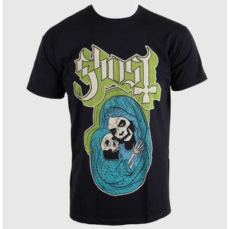 tričko pánské Ghost - Chosen Son - Blk - ROCK OFF - GHOTEE05MB