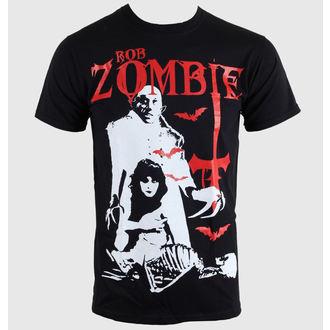 tričko pánské Rob Zombie - Nosferatu Pussy - ROCK OFF, ROCK OFF, Rob Zombie