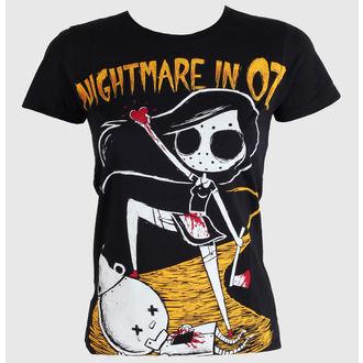 tričko dámské Akumu Ink - Nightmare In OZ - 5TW14