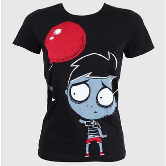 tričko dámské Akumu Ink - Bye Bye Balloon - 5TW02