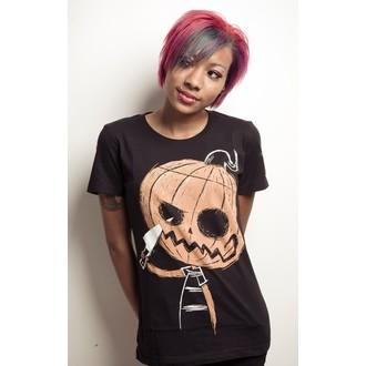 tričko dámské Akumu Ink - Sinister Smile - 5TW08