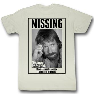 tričko pánské Nezvěstní v boji (Chuck Norris) - Missing - AC - MIA519