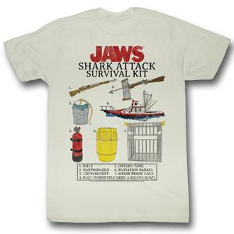 tričko pánské Čelisti - Survival Kit - AC - JAW5218