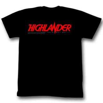 tričko pánské Highlander - Logo - AC - HL501