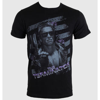 tričko pánské Terminator - Purple - AC - TER509