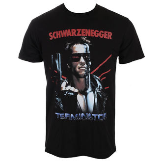 tričko pánské Terminator - Schwarz - AC - TER508