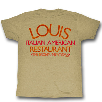 tričko pánské Kmotr - Louis Restaurant - AC, AMERICAN CLASSICS