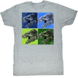 tričko pánské Jurský park - Ermuhgerd Grrr - AC - JUR5147