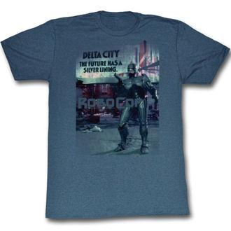 tričko pánské Robocop - Silver - Lining - AC - ROB578