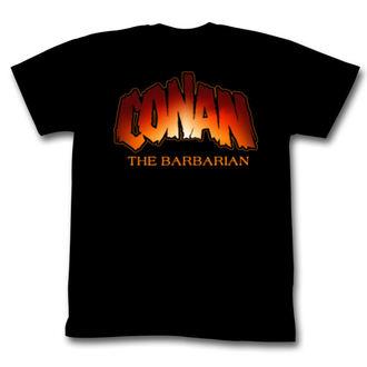 tričko pánské Barbar Conan - New Logo - AC, AMERICAN CLASSICS, Barbar Conan