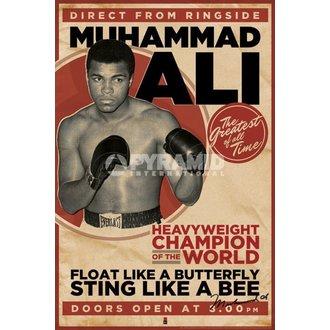plakát Muhammad Ali - Vintage - Corbis - PYRAMID POSTERS, PYRAMID POSTERS