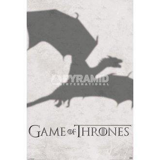 plakát Hra o trůny - Shadow - PYRAMID POSTERS, PYRAMID POSTERS