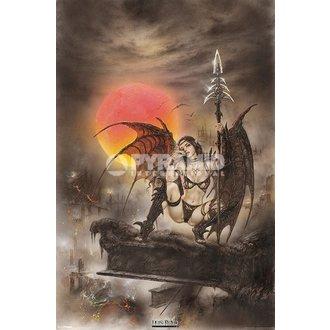 plakát Luis Royo - Black Tinkerbell - PYRAMID POSTERS, PYRAMID POSTERS, Luis Royo
