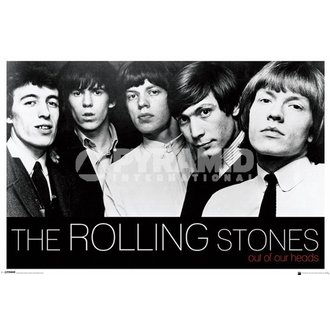 plakát Rolling Stones - Out Of Our Heads - PYRAMID POSTERS, PYRAMID POSTERS, Rolling Stones