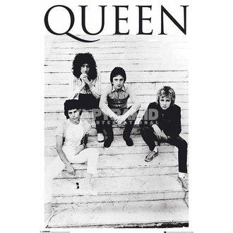 plakát Queen - Brazil 81 - PYRAMID POSTERS - PP33182