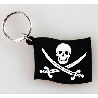 klíčenka (přívěšek) Jolly Roger - PYRAMID POSTERS, PYRAMID POSTERS