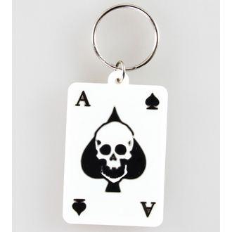 klíčenka (přívěšek) Ace Of Spades - PYRAMID POSTERS, PYRAMID POSTERS