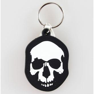 klíčenka (přívěšek) Skull - Eroded - PYRAMID POSTERS - RK38032