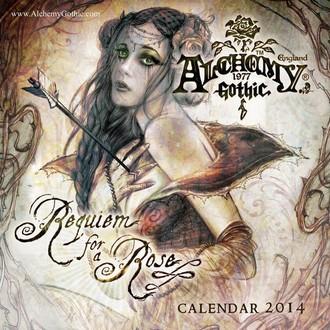 kalendář na rok 2014 Alchemy - PYRAMID POSTERS - C12001